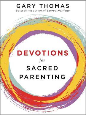 Devotions for Sacred Parenting *Scratch & Dent*