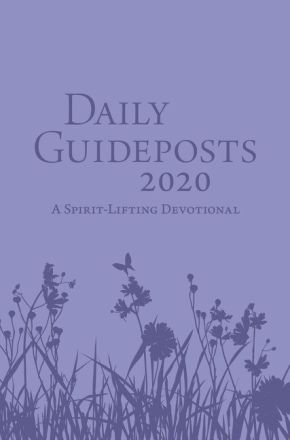 Daily Guideposts 2020 Leather Edition: A Spirit-Lifting Devotional