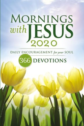 Mornings with Jesus 2020: Daily Encouragement for Your Soul *Scratch & Dent*