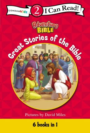 Great Stories of the Bible: Level 2 (I Can Read! / Adventure Bible)