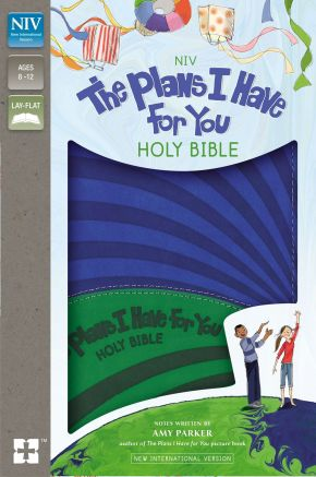 NIV, The Plans I Have for You Holy Bible, Leathersoft