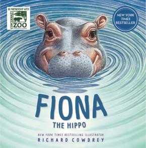 Fiona the Hippo (A Fiona the Hippo Book) *Scratch & Dent*