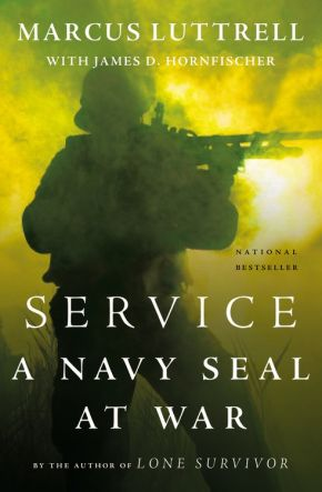 Service: A Navy SEAL at War *Scratch & Dent*