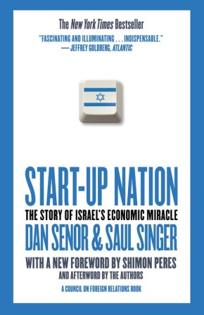 Start-up Nation: The Story of Israel's Economic Miracle *Scratch & Dent*