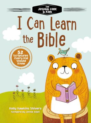 I Can Learn the Bible: The Joshua Code for Kids: 52 Devotions and Scriptures for Kids *Scratch & Dent*
