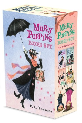 Mary Poppins Boxed Set *Scratch & Dent*