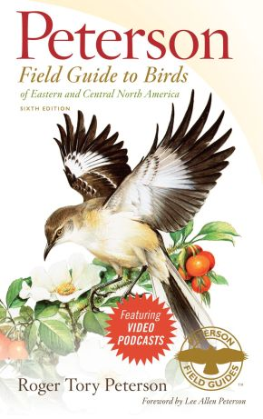 Peterson Field Guide to Birds of Eastern and Central North America, 6th Edition (Peterson Field Guides) *Scratch & Dent*