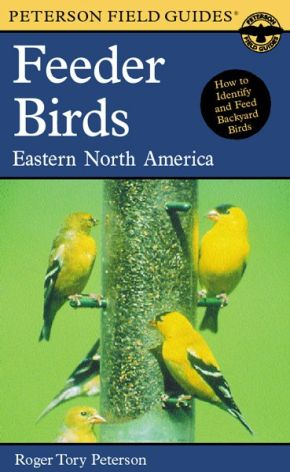 Peterson Field Guide to Feeder Birds of Eastern North America *Scratch & Dent*