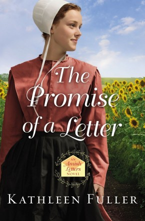 The Promise of a Letter (An Amish Letters Novel) *Scratch & Dent*