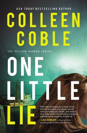One Little Lie (The Pelican Harbor Series)