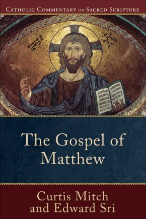 The Gospel of Matthew (Catholic Commentary on Sacred Scripture) *Scratch & Dent*