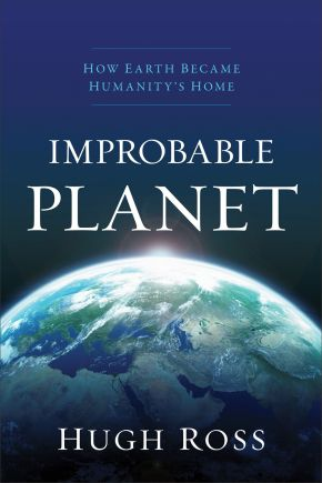 Improbable Planet: How Earth Became Humanity's Home *Scratch & Dent*