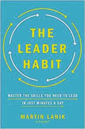The Leader Habit: Master the Skills You Need to Lead--in Just Minutes a Day *Scratch & Dent*