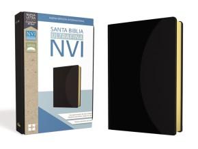 Santa Biblia NVI, Ultrafina, Negra (Spanish Edition)