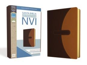 Santa Biblia NVI, Ultrafina, Café (Spanish Edition)