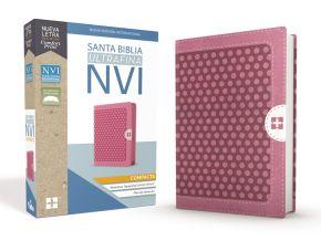 Santa Biblia NVI, Ultrafina Compacta, Rosa c/Cierre (Spanish Edition)