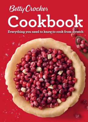 Betty Crocker Cookbook, 12th Edition: Everything You Need to Know to Cook from Scratch *Scratch & Dent*