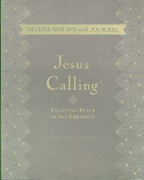 Jesus Calling Book & Journal Pack Gray