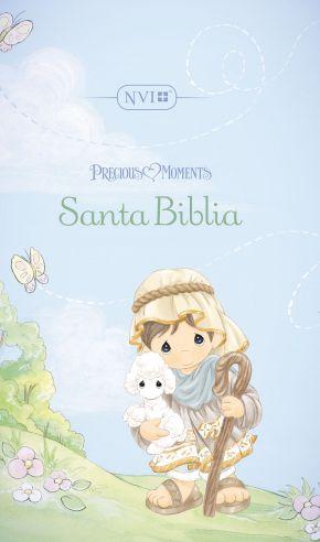 Santa Biblia Precious Moments NVI, Tapa Dura Acolchada (Spanish Edition)