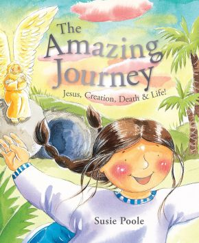 The Amazing Journey: Jesus, Creation, Death, and Life! *Scratch & Dent*