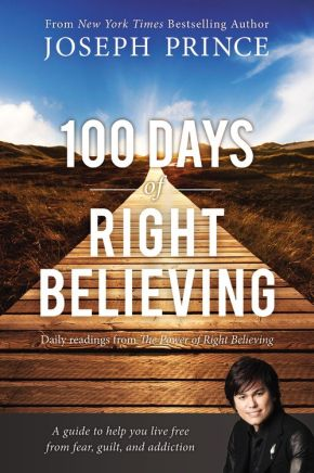 100 Days of Right Believing: Daily Readings from The Power of Right Believing *Scratch & Dent*