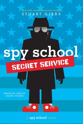 Spy School Secr.. *Scratch & Dent*