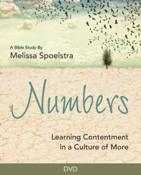 Numbers - Women's Bible Study DVD: Learning Contentment in a Culture of More