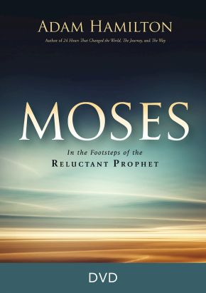 Moses DVD: In the Footsteps of the Reluctant Prophet