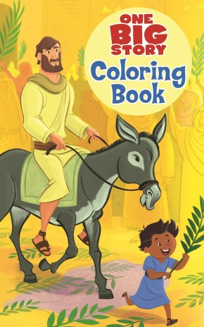 Coloring Book (One Big Story)