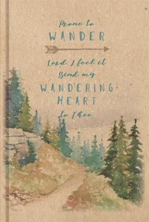 Prone to Wander, Sermon Notes Journal