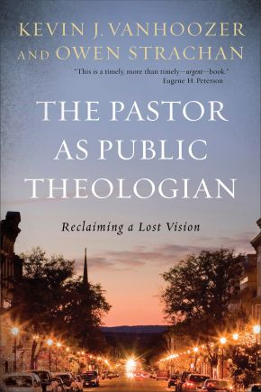 Pastor as Public Theologian