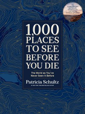 1,000 Places to See Before You Die (Deluxe Edition): The World as You've Never Seen It Before *Scratch & Dent*