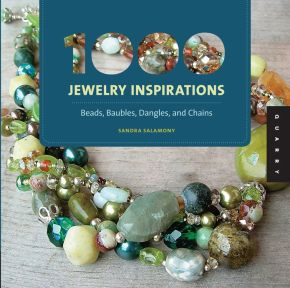 1000 Jewelry Inspirations (mini): Beads, Baubles, Dangles, and Chains (1000 Series) *Scratch & Dent*