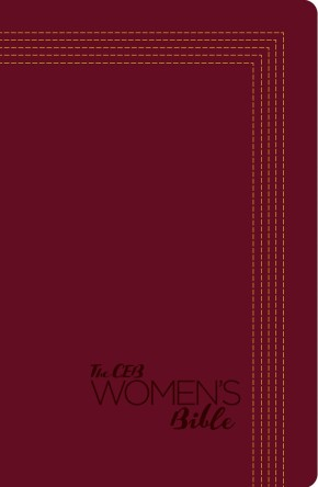 The CEB Women's Bible DecoTone