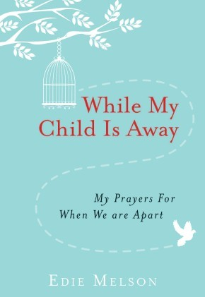 While My Child Is Away: My Prayers for When We Are Apart *Scratch & Dent*