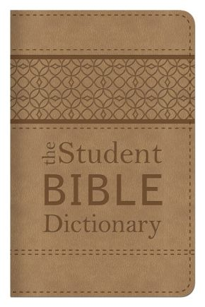 The Student Bible Dictionary: Compact Gift Edition *Scratch & Dent*