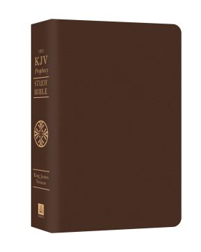 The KJV Prophecy Study Bible (King James Bible)