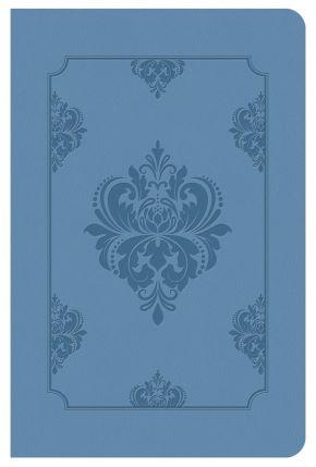 KJV Deluxe Gift & Award Bible (Light Blue) (King James Bible)