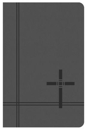 KJV Deluxe Gift & Award Bible (Gray) (King James Bible) *Scratch & Dent*