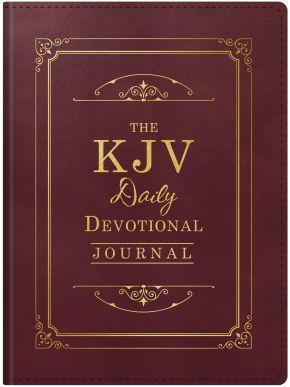 The KJV Daily Devotional Journal *Scratch & Dent*