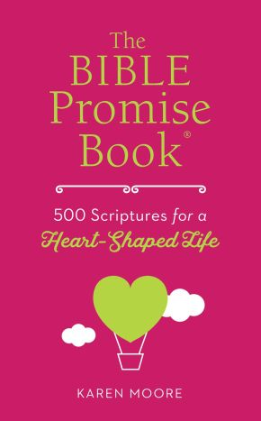 The Bible Promise Book: 500 Scriptures for a Heart-Shaped Life *Scratch & Dent*