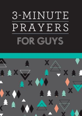 3-Minute Prayers for Guys (3-Minute Devotions)