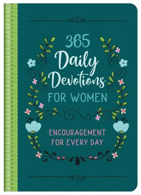 365 Daily Devotions for Women: Encouragement for Every Day *Scratch & Dent*