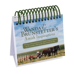 Wanda E. Brunstetter's Amish Inspirations: 365 Days of Encouragement from Amish Country Featuring the Photography of Richard Brunstetter Sr.