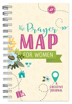 The Prayer Map for Women: A Creative Journal (Faith Maps)
