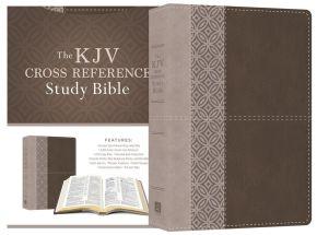 KJV Cross Reference Study Bible [Stone]