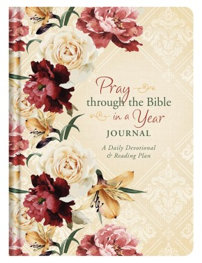 Pray through the Bible in a Year Journal: A Daily Devotional and Reading Plan *Scratch & Dent*