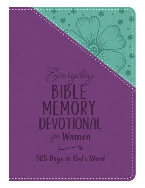 Everyday Bible Memory Devotional for Women: 365 Days in God's Word *Scratch & Dent*