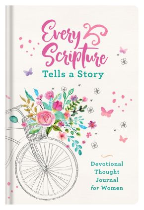 Every Scripture Tells a Story Devotional Thought Journal for Women *Scratch & Dent*