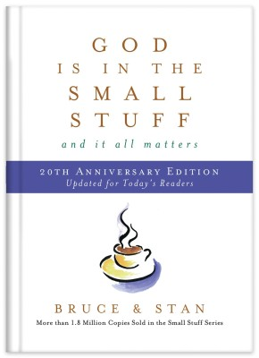God Is in the Small Stuff 20th Anniversary Edition *Scratch & Dent*